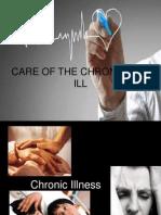 Elec. 2 - Chronic Illness