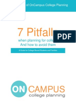7 Pitfalls When Planning for College and How to Avoid Them