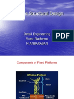 Offshore Structural Design Ppt