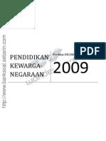 Kewarganegaraan Un Smp2009