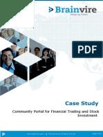 Traders and Stock Market Enthusiasts Symfony Portal