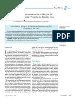 Mycoplasma Pneumoniae-manifest Cu