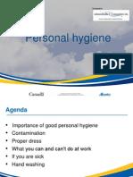 Personal Hygiene Pp
