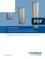 Lifting Columns Bruk