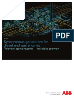 Synchronous Generators for Diesel and Gas Engines 11-2012 Rev B LR