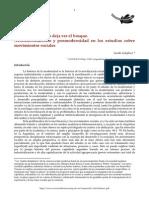 Galafasi Modernidad y Mov Sociales