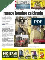 Policiaca 10 de julio 2014