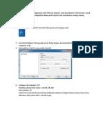 Panduan Upload Data Pdpt via Ftp