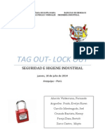 Grupo 01 - Lock Out Tag Out