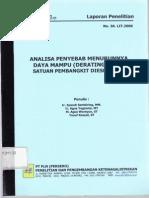 Analisa Derating Pada PLTD