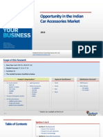 Opportunity in the Indian Car Accessories Market_Feedback OTS_2014
