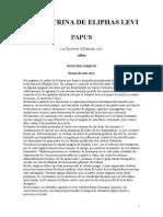 Papus La Doctrina de Eliphas Levi