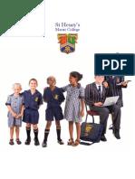 St Henry's Prospectus