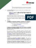 Carta Alumnos Antiguos Primavera 2014