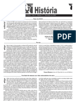 Boletim Informativo de História FUNEDI/UEMG n. 11 - nov. 2009
