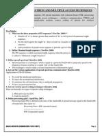 ADC Material Unit Five CSE