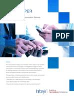4G – Unleashing Communication Service Innovation