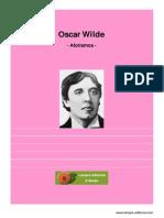 [Wilde, Oscar] - Aforismos