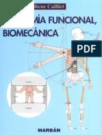 Anatomía Funcional, Biomecánica