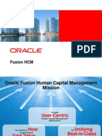 Fusion HCM