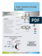 FR Notice Montage Thermofusible DP500 DP510