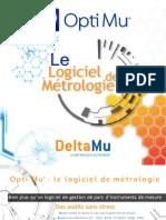 Delta Mu - Logiciel Opti Mu