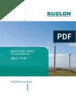 PDG CD S PDO 00823 02 WTG Technical Specification S95 60Hz Pt Br