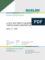 WD00351 02 00 Mechanical Installation Checklist Pt Br