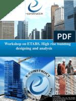 Etabs Workshop