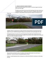Campus Safety - Road Safety July 2014