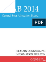 CSAB Information Bulletin