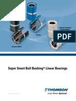 Super Smart Ball Bushing Bearings Bren