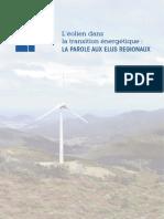 L'éolien dans  la transition énergétique