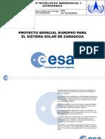 Sistema Solar de Zaragoza