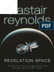Revelation Space by Alastair ReynoldsExtract