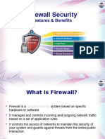 Firewalls Security – Features and Benefits