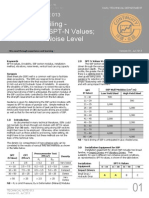 TECHNICAL NOTE 013 Steel Sheet Piling –Drivability vs SPT-N Values_ Vibrations and Noise Level