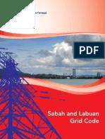 EC-Sabah and Labuan Grid Code 2011 Mv2