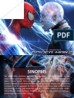Configuracion de Producto the Amazing Spider Man2
