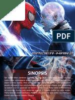 Configuracion de Producto the Amazing Spider Man2