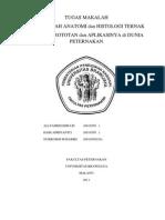 62099622 Makalah Anatomi Histologi Ternak