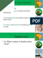 Samba Intro Ppt
