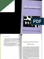 Fredric Jameson Postmodernism and Consumer Society