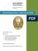 Informe 1 Quimica II