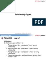 Relationship Types