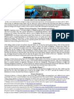 Jumaa Prayer Bulletin 11 July 2014