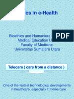 K8- Ethics in E-Health