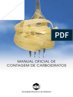Manual Oficial de Contagem de Carboidratos
