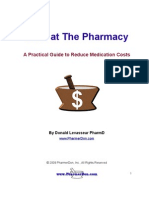Save at the Pharmacy Book