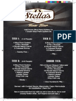 Stellas Raw Bar